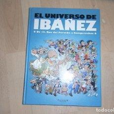 El universo de Ibañez, de 3 rue del Percebe a Rompetechos, Ediciones B
