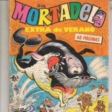 Comics : MORTADELO EXTRA DE VERANO. EDICIONES B. (ST/). Lote 93234570