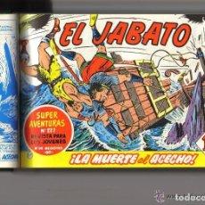 Cómics: EL JABATO - 48 TEBEOS DEL NUMERO 49 AL 96 - EDICIONES B TOMO 2. Lote 93325110