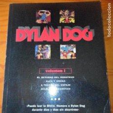 Cómics: DYLAN DOG - VOLUMEN I - 4 HISTORIAS COMPLETAS - EDICIONES B -. Lote 93356905