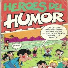 Cómics: HEROES DEL HUMOR Nº 2 - EDICIONES B 1987. Lote 93554800