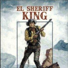 Cómics: SHERIFF KING. Lote 93707150