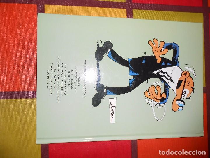 Cómics: MAGOS DEL HUMOR-MORTADELO Y FILEMON -MAASTRICHT ¡...JESÚS! -TAPA DURA. - Foto 3 - 93878100