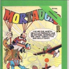 Comics - MORTADELO Nº 132 - EDICIONES B, S.A. - GRUPO Z. (1989). - 94212925