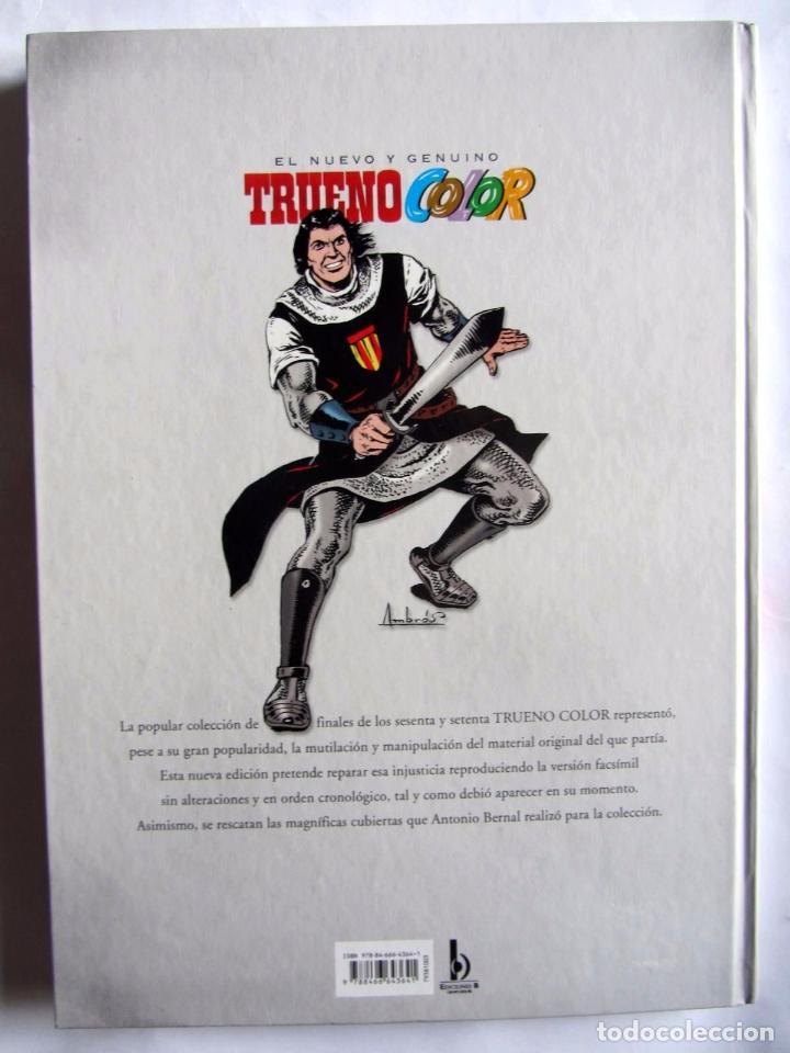 Cómics: El nuevo y genuino Trueno Color 3 El Pais de los Faraones. Capitan Trueno - Foto 4 - 94270080