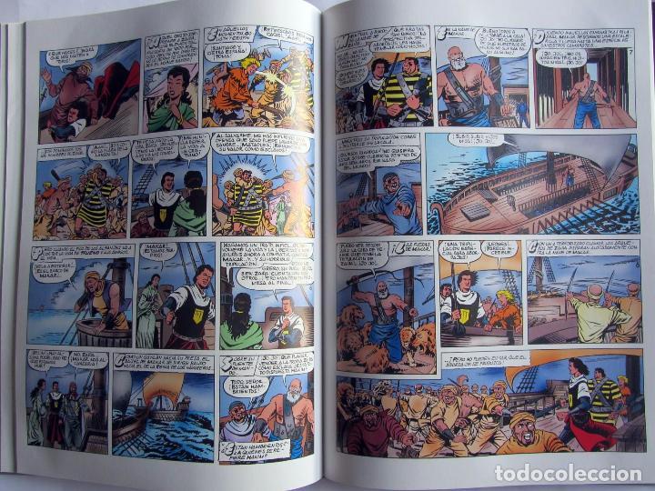 Cómics: El nuevo y genuino Trueno Color 3 El Pais de los Faraones. Capitan Trueno - Foto 6 - 94270080