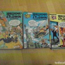 Cómics: MORTADELO Y FILEMÓN / COLECCIÓN OLÉ - LOTE CON 25 NÚMEROS / EDICIONES B . Lote 94435502
