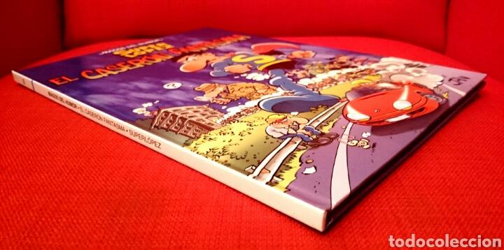 Cómics: SUPER LÓPEZ- EL CASERÓN FANTASMA.MAGOS DEL HUMOR 1a EDICIÓN - Foto 2 - 94582354