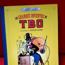 Cómics: LOS GRANDES INVENTOS DEL TBO.EDICION COLECCIONISTA 1A EDICIÓN. Lote 103938384