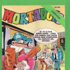 Cómics - MORTADELO Nº 124 - EDICIONES B, S.A. - GRUPO Z. (1989). - 94818523