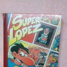 Cómics: SUPERLÓPEZ SUPER LÓPEZ TOMO NÚMERO 3 (LOTE SIMILAR A LOS SUPERHUMORES DE BRUGUERA). Lote 115653984