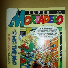 Cómics: SUPER MORTADELO. Nº 99 ; 2/92. Lote 95373547