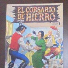 Cómics: TEBEO. EL CORSARIO DE HIERRO. SELECCION 8. EDICIONES B. CONTIENE Nº 29, 30, 31 Y 32. EDICIONES B. Lote 95652859