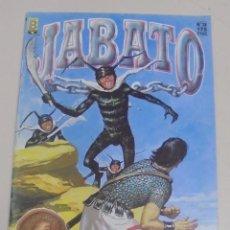 Fumetti: TEBEO. JABATO. Nº 38. EL SUBTERRANEO DE LOS HORMIGAS. Lote 95727879