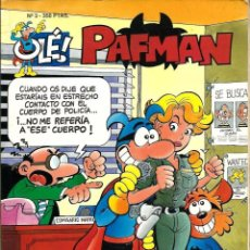 Cómics: OLE DE LOMO AMARILLO Nº 3 - PAFMAN - EDICIONES B 1993 1ª EDICION - MUY RARO - UNICO EN TC. Lote 95758187