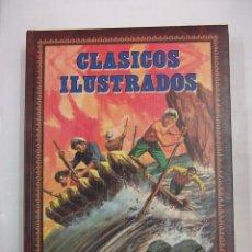 Cómics: CLASICOS ILUSTRADOS. TOMO VOLUMEN 15. EDICIONES B. TDK256. Lote 95759987
