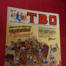 Cómics: TBO. Nº 8. EDICIONES B. PORTADA OPISSO.. Lote 95842603
