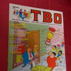 Cómics: TBO. Nº 9. EDICIONES B.. Lote 95842651