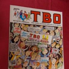 Cómics: TBO. Nº 13. EDICIONES B. PORTADA MUNTAÑOLA.. Lote 95843491