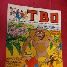 Cómics: TBO. Nº 15. EDICIONES B. . Lote 95843935