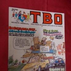 Cómics: TBO. Nº 19. EDICIONES B.. Lote 95844111