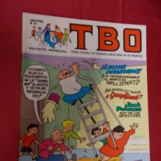 Cómics: TBO. Nº 20. EDICIONES B. . Lote 95844627