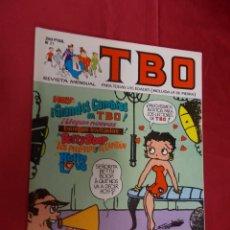 Cómics: TBO. Nº 21. EDICIONES B. . Lote 95844655