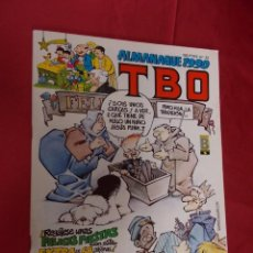 Cómics: ALMANAQUE TBO 1990. Nº 23. EDICIONES B. INCLUYE RECORTABLE. Lote 95845175