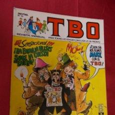 Cómics: TBO. Nº 24. EDICIONES B. . Lote 95845415