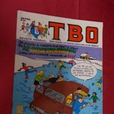 Cómics: TBO. Nº 25. EDICIONES B. . Lote 95845451
