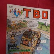 Cómics: TBO. Nº 31. EDICIONES B. . Lote 95845719