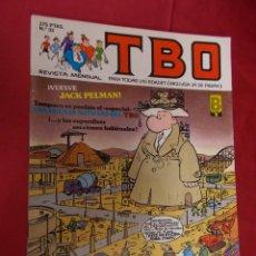 Cómics: TBO. Nº 33. EDICIONES B. . Lote 95845807
