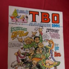 Cómics: ALMANAQUE TBO 1991. Nº 35. EDICIONES B. . Lote 95845939