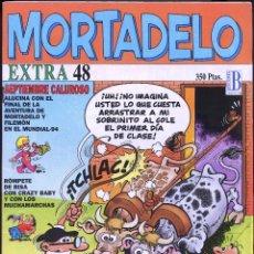 Cómics: MORTADELO EXTRA 48 - EDICIONES B. Lote 95869555