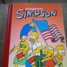Cómics: SUPER SIMPSON Nº 4 -- EDICIONES B - 2004 --. Lote 95963515