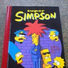 Cómics: SUPER SIMPSON Nº 7 -- EDICIONES B - 2006 --. Lote 95963571