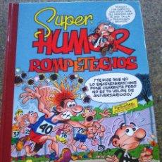 Cómics: SUPER HUMOR -- Nº 37 -- ROMPETECHOS -- EDICIONES B 2005 --. Lote 95964459