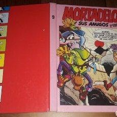 Cómics: MORTADELO Y SUS AMIGOS N°9. 2 EDICION. Lote 95982542