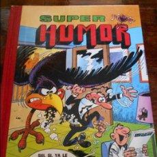 Cómics: SUPER HUMOR. VOLUMEN 17. EDICIONES B, 1ª EDICION 1990. TAPA DURA. COLOR. 720 GRAMOS.. Lote 96026807