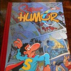 Cómics: SUPER HUMOR. SUPERLOPEZ. Nº 6. EDICIONES B, 1ª EDICION 1997. TAPA DURA. COLOR. 980 GRAMOS.. Lote 96027159