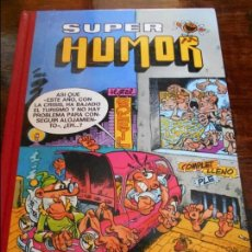 Cómics: SUPER HUMOR. VOLUMEN 18. EDICIONES B, 1ª EDICION 1990. TAPA DURA. COLOR. 730 GRAMOS.. Lote 96027235