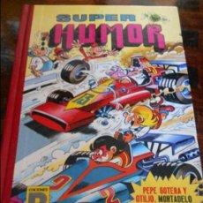 Cómics: SUPER HUMOR. VOLUMEN 15. EDICIONES B, 5ª EDICION 1987. TAPA DURA. COLOR. 720 GRAMOS.. Lote 96027435