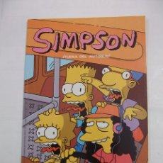 Cómics: LOS SIMPSON. ¡FUERA DEL AUTOBUS! BONGO COMICS GROUP. EDICIONES B. TDKC28. Lote 96027795