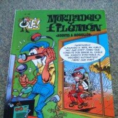 Cómics: COLECCION OLE -- Nº 108 -- MORTADELO Y FILEMON -- AGENTES A MOGOLLON -- EDICIONES B 2005 --. Lote 96092091