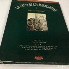 Cómics: LA CASTA DE LOS METABARONES I. OTHON, EL TATARABUELO. - EDICIONES B - LOS LIBROS DE CO & CO-Nº5. Lote 96370023