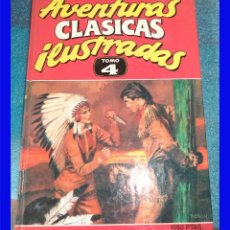 Cómics: AVENTURAS CLASICAS ILUSTRADAS EDICIONES B TOMO 4. Lote 96880995