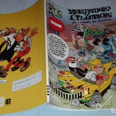Cómics: OLE MORTADELO Y FILEMON Nº173 COLECCION EN CURSO. Lote 97030887