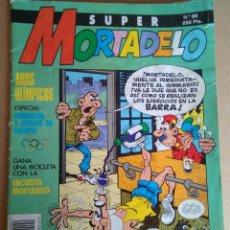 Cómics: SUPER MORTADELO 88 - EDICIONES B - INCLUYE TRUENO LA REINA BRUJA DE ANUBIS. Lote 97048991