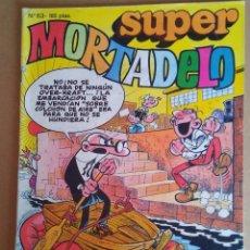 Comics - Super Mortadelo 63 - Ediciones B - 97049351
