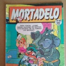 Cómics: MORTADELO 48 - EDICIONES B. Lote 97049551
